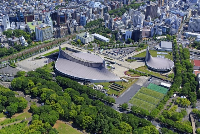 Yoyogi National Stadium