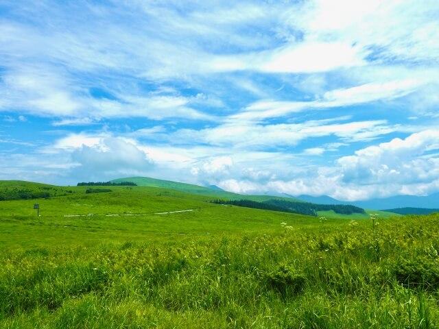 Highland sky