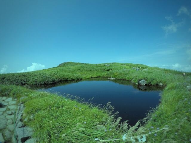 Gassan Midagahara's Marshlands