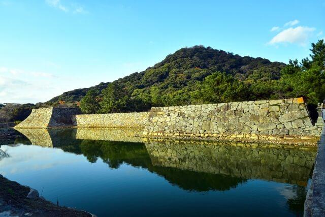 Hagi Castle Ruins